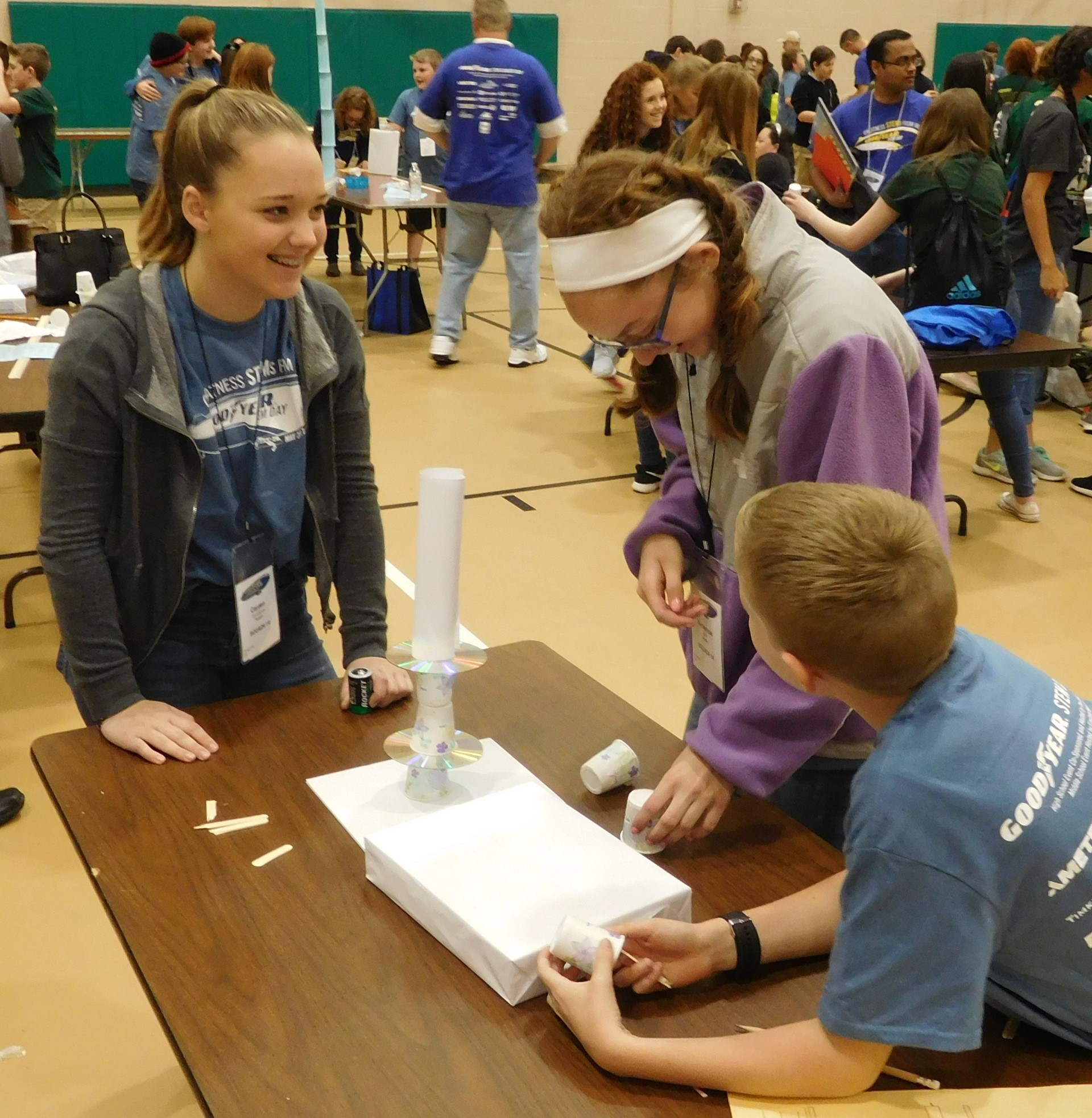 Stem Day at Goodyear