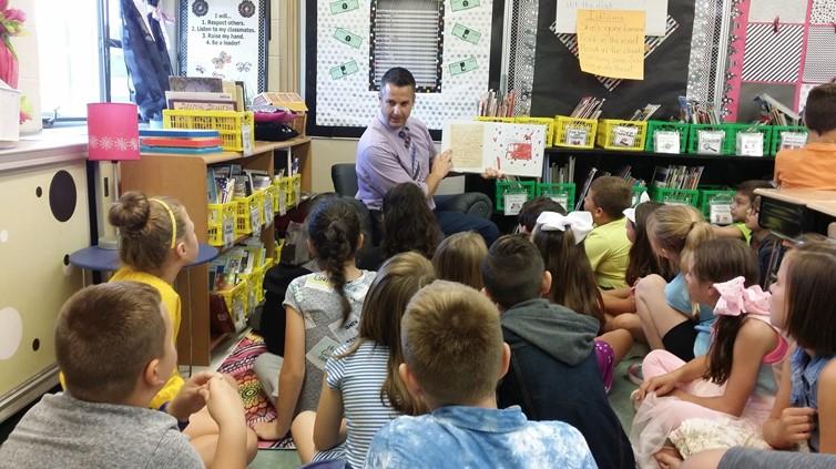 Principal Sackett Reading