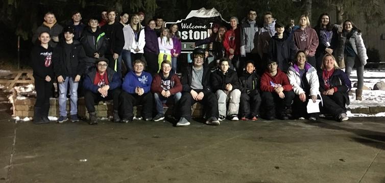 Ski Club Group Photo