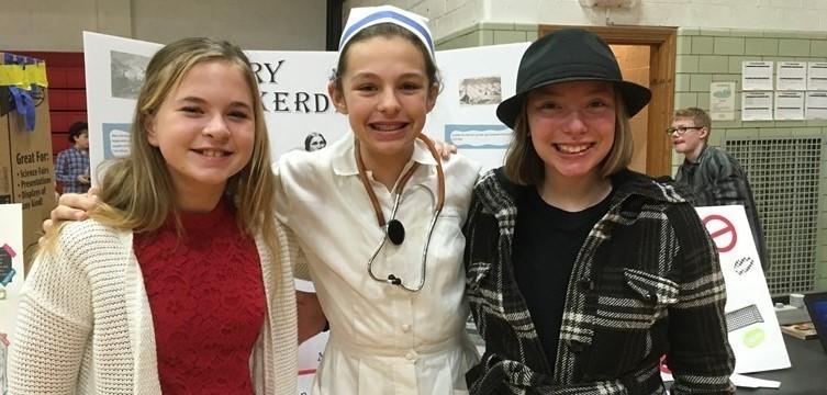 Sixth Grade Civil War Wax Museum