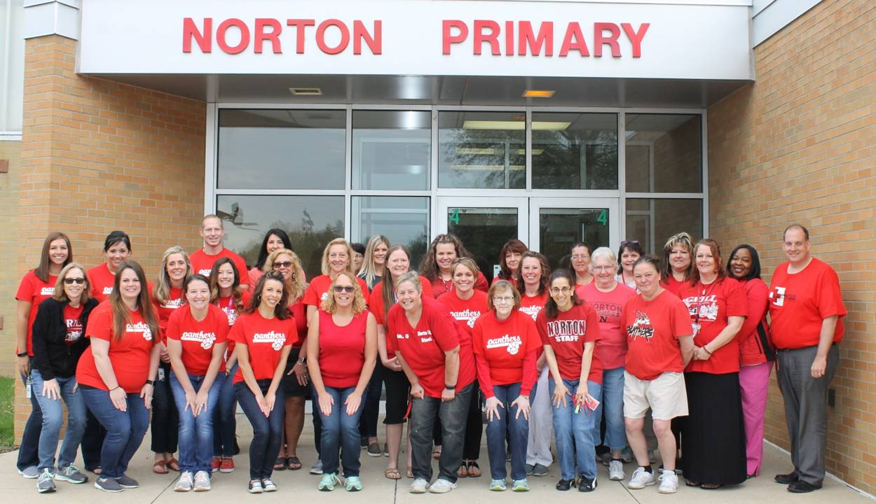 Norton Primary Team