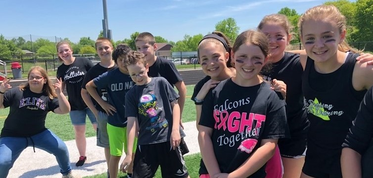 5th Grade Field Day