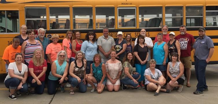 Transportation Team 2018