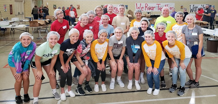 Key Club at FMSC