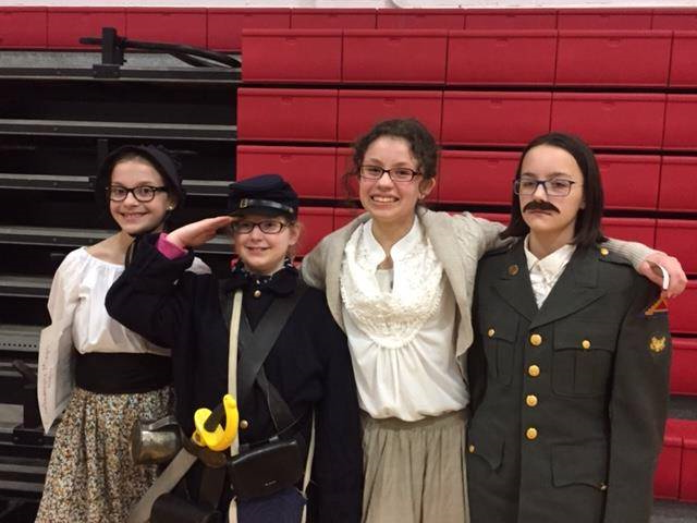 6th Grade Civil War Wax Museum