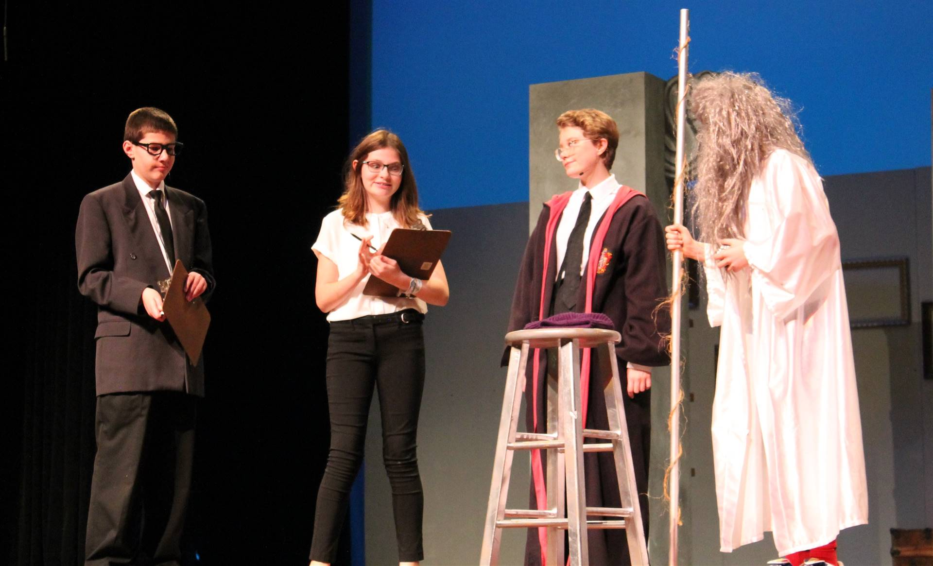 """Middle School Play Production """"Sally Cotter"""""""