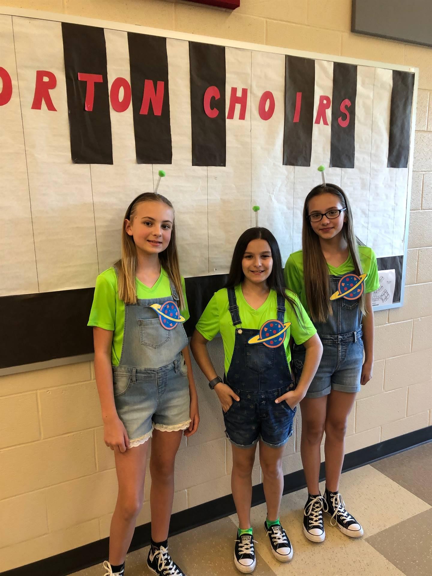 Choir Concert: Grades 5, 6, 7