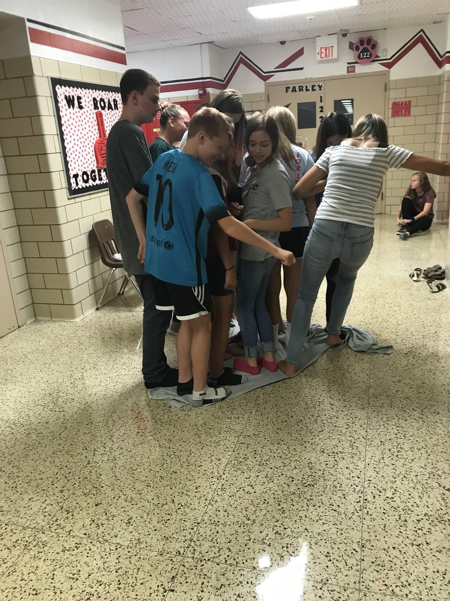 Problem Solving Together!