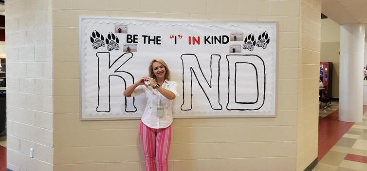 Be the I in Kind Teacher