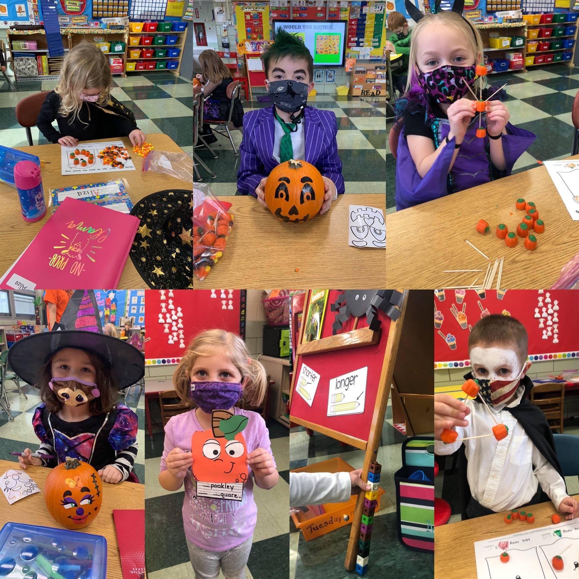 Pumpkin Week in Mrs. Mattle's Room