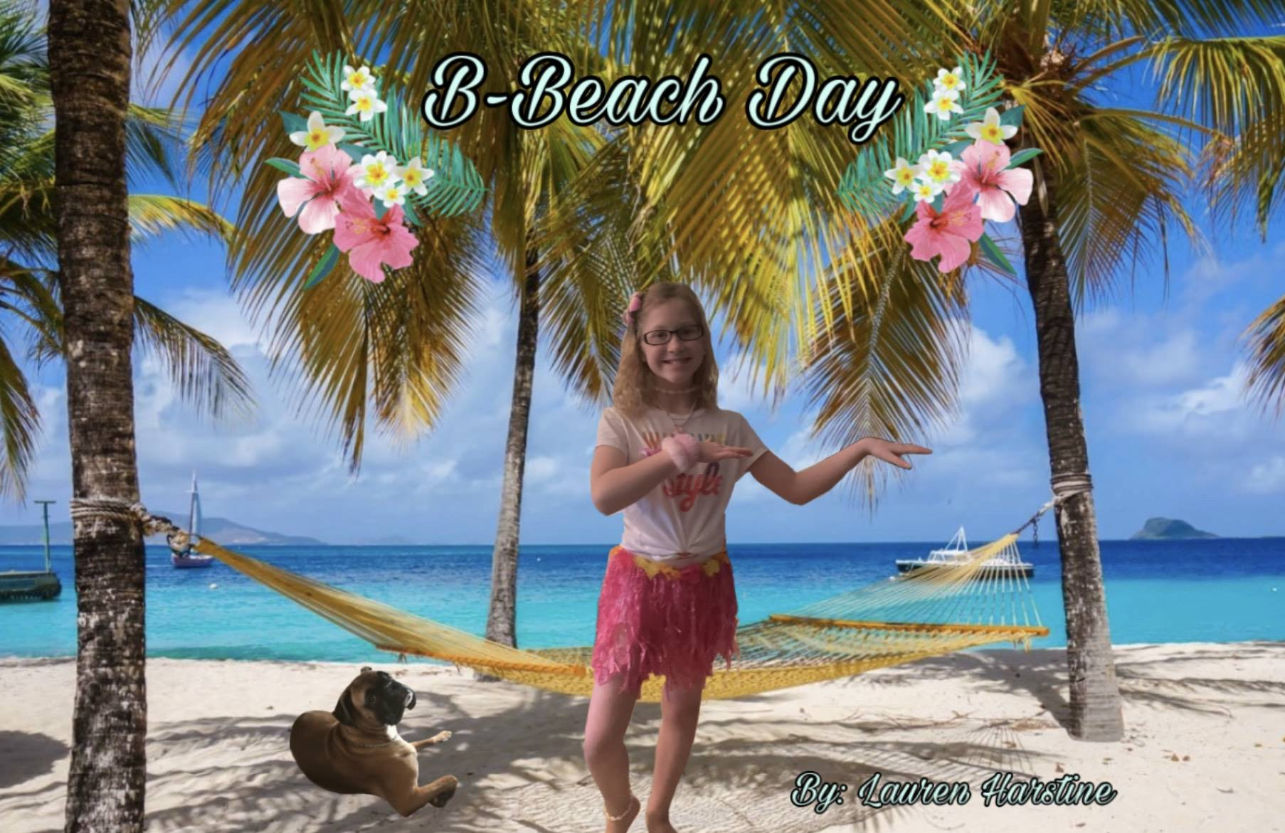 ABC Countdown- Beach Day