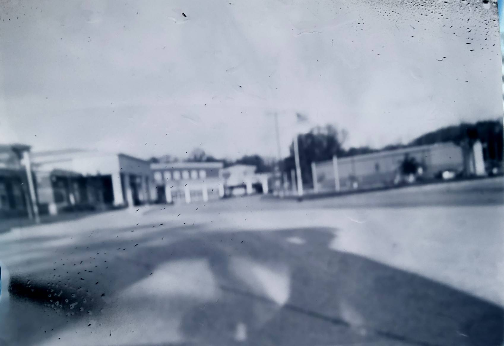 Pinhole Photos Created by NHS Art Classes and Chemistry Classes!